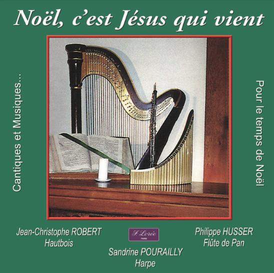 CD Noel c'est Jésus qui vient