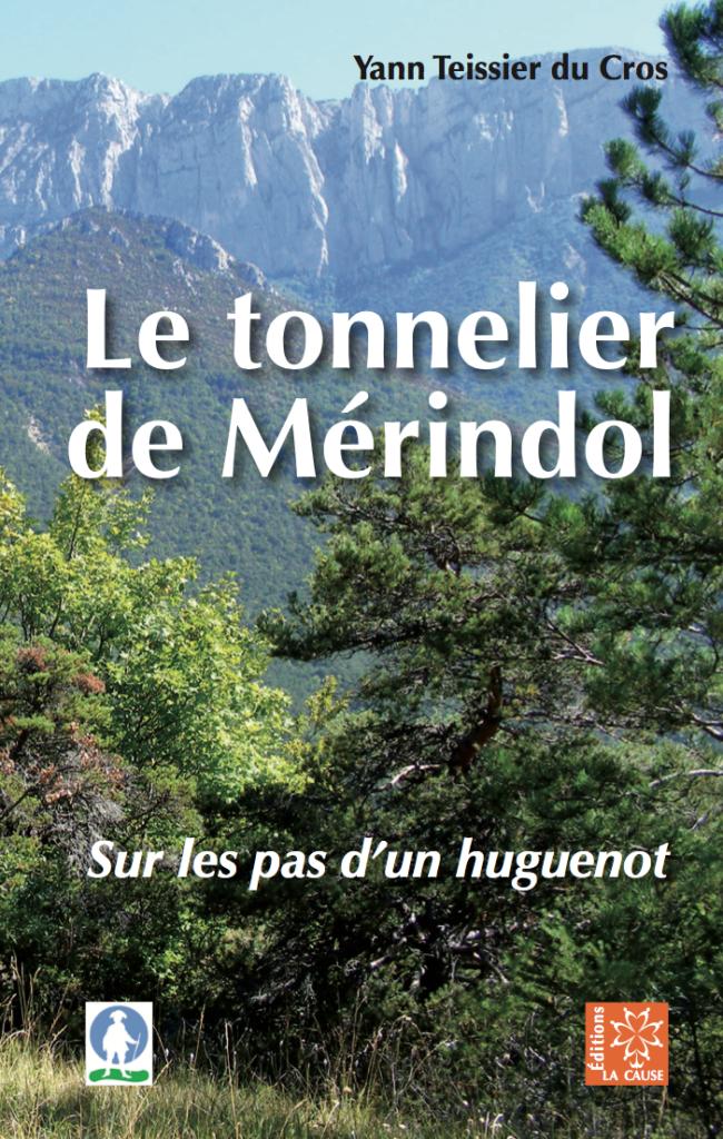 Éditions La Cause - Couverture Le tonnelier de Mérindol