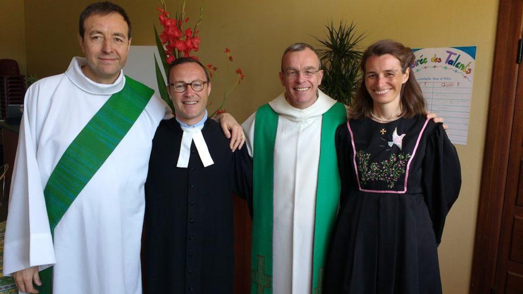 Pasteurs et prêtres