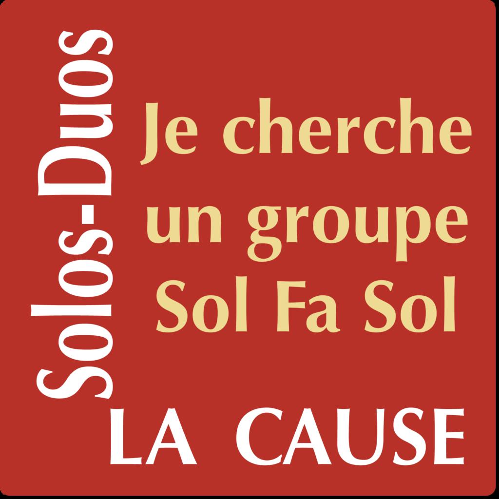 Solos Duos Sol Fa Sol amitié rencontres