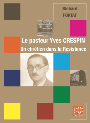 Le pasteur Yves Crespin