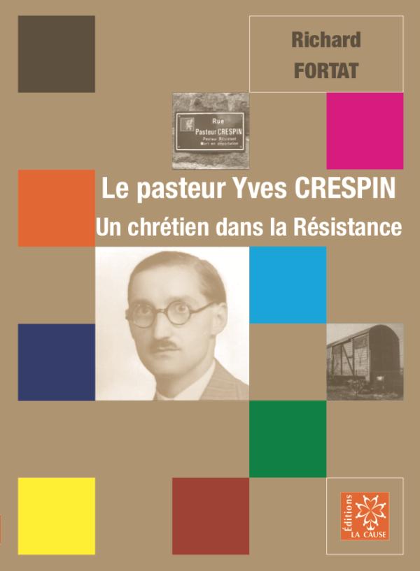 Le pasteur Yves Crespin