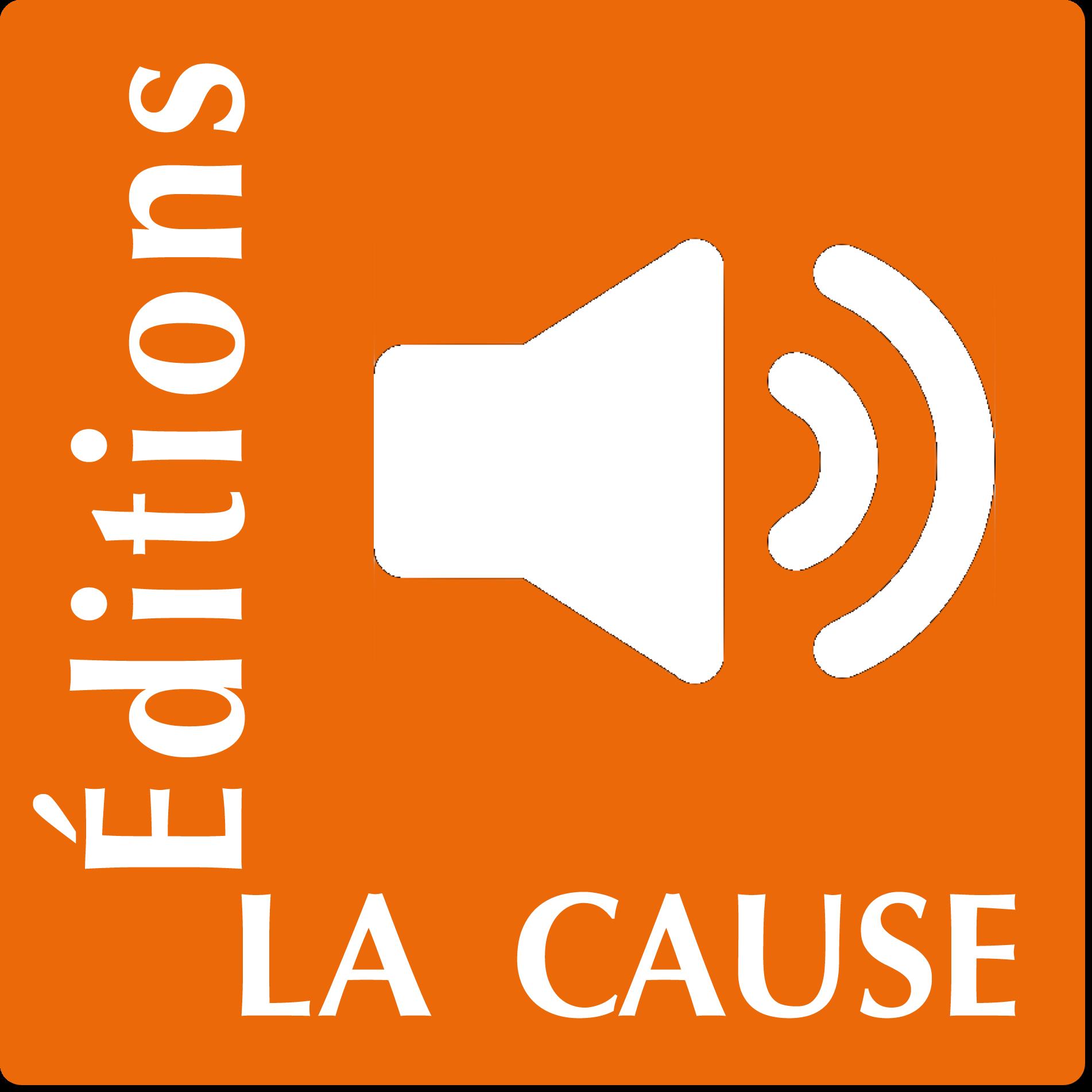 Émission radio avec les Éditions La Cause