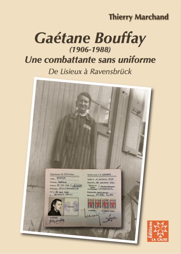 Gaétane Bouffay, une combattante sans uniforme