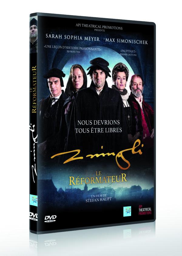 DVD ZWINGLI